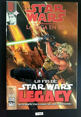 STAR WARS LA SAGA EN BD - N°32 - COMICS DELCOURT - VF - R ...