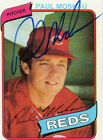 1980 Topps Paul Moskau #258 Baseball Card