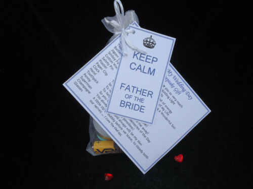 Mother of the Bride Gifts Wedding Day Thank You  KEEP CALM Personalise Unusual