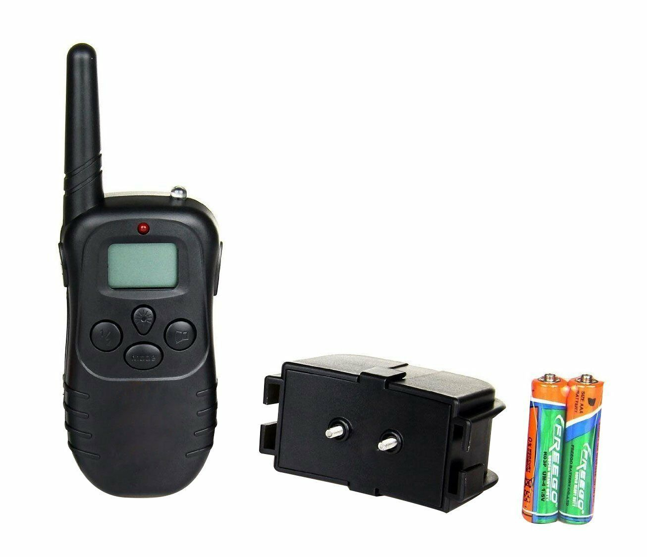 Image 21 - Remote-LCD-100LV-300M-Electric-Shock-Vibrate-Pet-Dog-Training-Collar-Waterproof