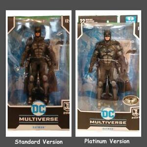 Batman Zach Snyder Justice League DC 7-Inch Action Figure McFarlane Toys (Variat