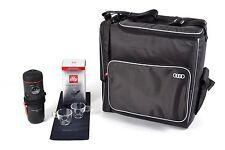 Sonderset Audi Original mobile Espressomaschine 4G0069641 und Audi Kühltasche