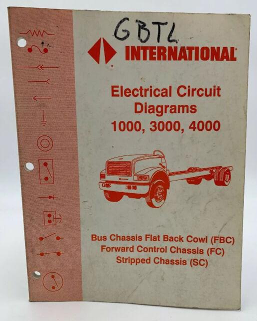 International Electrical Wiring Circuit Diagrams 1000 3000