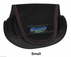 Jigging-World-Small-Spinning-Reel-Pouch-Cover-Shimano-Symetre-FL-2500-reels-new