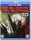 My Bloody Valentine 2008 Horror Thriller Film 3d Blu-ray