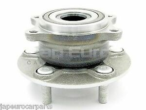Para SUZUKI GRAND VITARA 05-10 Rear hub cojinete del árbol de rueda se ajusta Izquierdo & Derecho