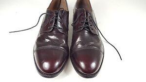 size-10-Bostonian-Calhoun-Limit-Black-Leather-Oxfords-Mens-Dress-Shoes