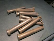11 516 X 2 18 Effective Length 1906 Plain Finish Steel Clevis Pin