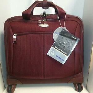 Details About Samsonite Rolling Computer Tote