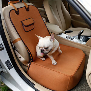 Image Is Loading Luxury Pet Small Large Dog Car Seat Cover