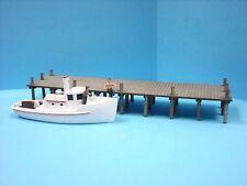 N Scale Laser Cut Wharf Dock Kit