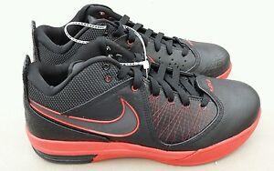 low priced 09e43 10bbc Image is loading Nike-Lebron-James-Air-Max-Ambassador-IV-4-