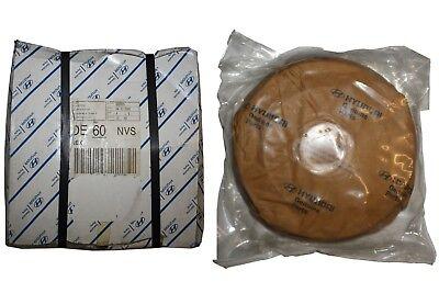 2 Pezzi Originale Hyundai Bremstrommeln Per Lantra I (j-1) Senza Abs 52751-28000-