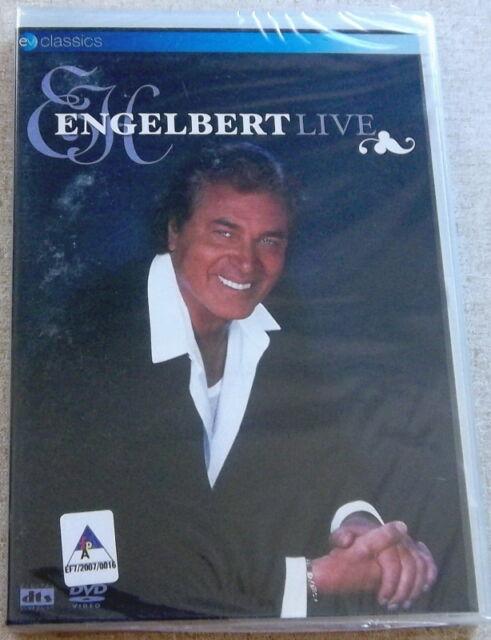 Engelbert Humperdinck Live - DVD Region 2