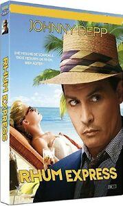 DVD-RHUM-EXPRESS-Johnny-Depp-NEUF-cellophane
