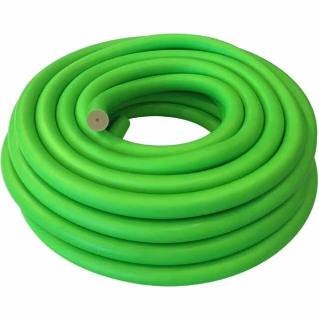 5/8in 16mm Primeline Speargun Band Rubber Latex Tubing GREEN 15ft (4.6m)