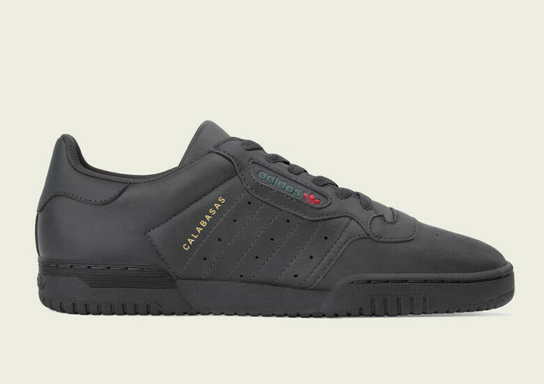 adidas yeezy powerphase core black size 13