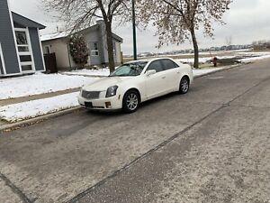 2007 Cadillac CTS 3.6L sport