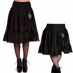 Vintage Steampunk Vintage Henrietta Henrietta Steampunk Skirt Vintage Henrietta Skirt xEnw1x