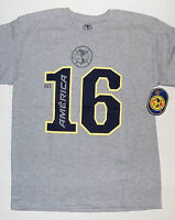Aguilas Del America america 16 Men's T-shirt Sz L Officially Licensed Product