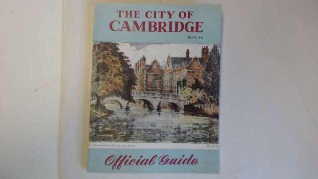 Good - The City of Cambridge Official Guide - Cam, Helen et al   Croydon: The Ho