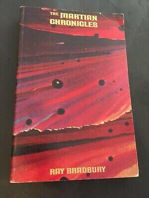 The Martian Chronicles by Ray Bradbury Fantasy New Deluxe Hardcover Gift