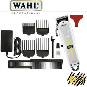 WAHL-TOSATRICE-CORDLESS-SUPER-TAPER-PROLITHIUM-SERIES-KIT-COMPLETO-PROFESSIONALE