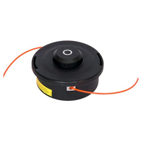 Fadenkopf für Motorsense Fadenspule Doppelfadenkopf Tippautomatik Mähkopf GL