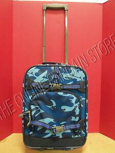 Pottery Barn Kids Mackenzie Rolling Luggage Backpack Bag