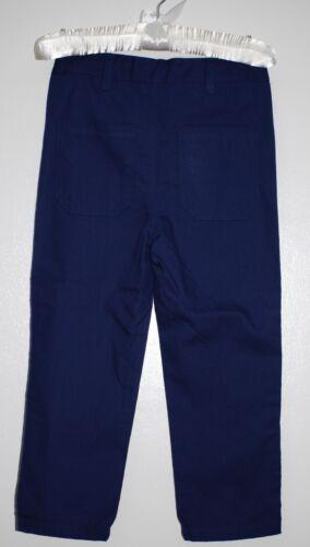 NWT Marimekko Infant Boys Navy Blue PAULUS 2 Woven Pants sz 12M 18M
