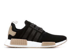 351a4411 Details about Adidas NMD R1 Black Khaki Tan Size 14. CQ0760 yeezy ultra  boost pk