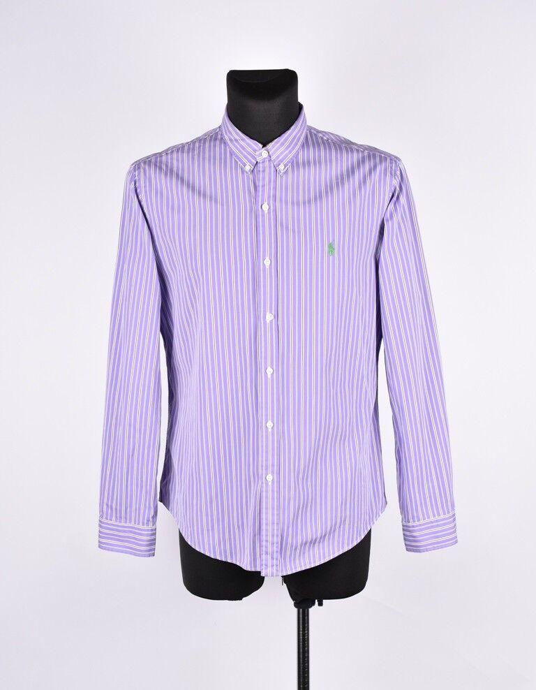 RALPH LAUREN Slim Fit Men Shirt Size L