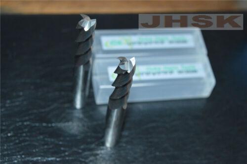 φ10*30*φ10*75*3F Carbide End Mill Bits Milling Cutter for Aluminum  3-Flute 1pcs
