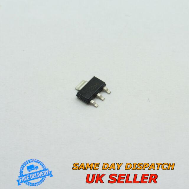 1A 1.5V AMS1117 SMD Voltage Regulator Chip SOT-223 Step-Down LM1117 Stabilizator
