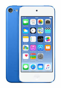 NEW-Sealed-Apple-iPod-touch-6th-Generation-Blue-128-GB-MKWP2LL-A-128GB
