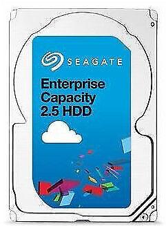 Seagate Exos 7E2000 2TB 7.2K RPM SATA 6Gb/s 128MB 2.5
