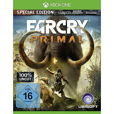 *Far Cry Primal*100% Uncut*Special Edition*Xbox One*