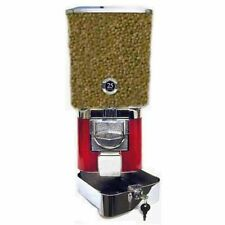 Deluxe Animal Feed Vending Machine 25 Cent Duck Chicken Fish Goat Food