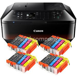 Canon-PIXMA-MX925-MX-925-Multifunktionsgeraet-inklusive-20-Tintentanks-NEU