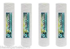3 x 10 Zoll Filterkerze 1 Micron Sediment Kartusche Wasserfilter Osmose Anlage