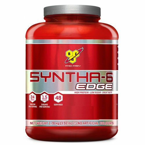 BSN Syntha 6 Edge Vanilla 1.78kg Protein 48 servings Free P&P Protein 1.78kg Shake last few 80cf74