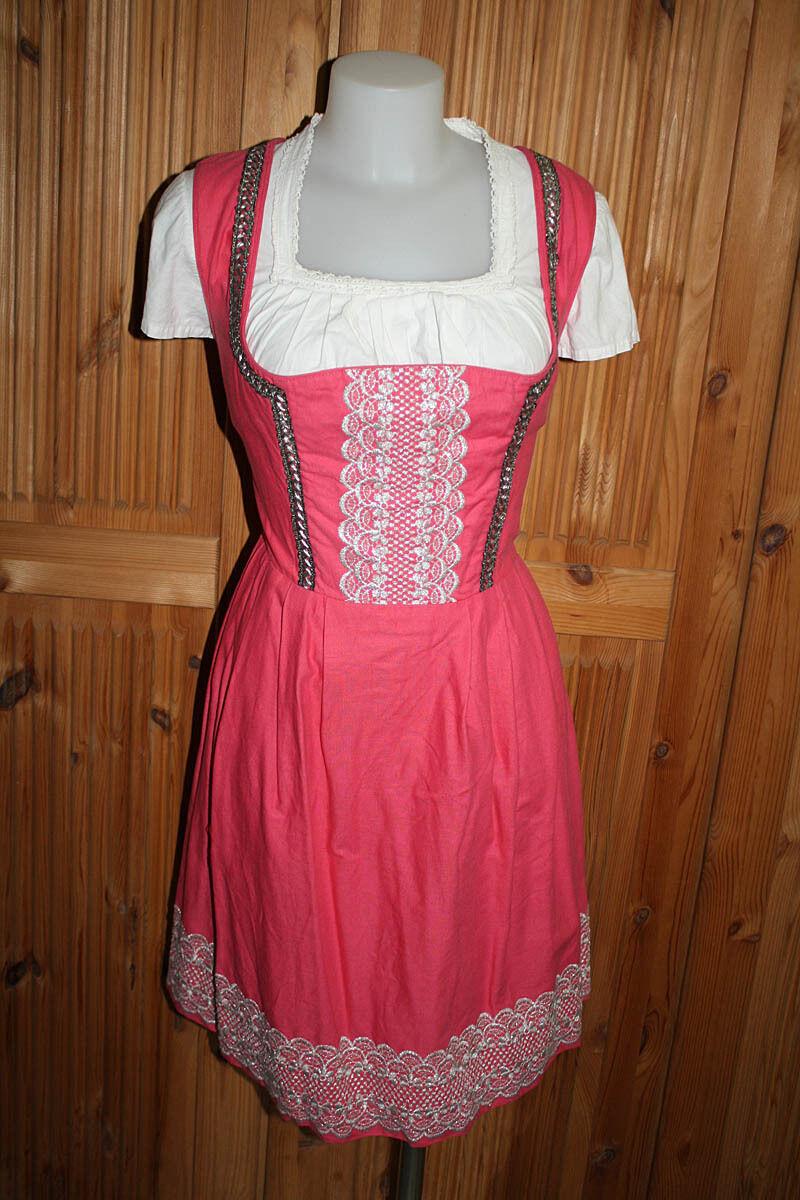 Kl1324 @ Balkonett du @ vintage costumes robe brodé @ @ 40-42