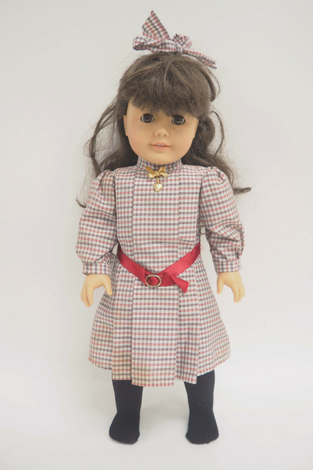 AMERICAN GIRL PLEASANT COMPANY SAMANTHA 18  DOLL w  ORIGINAL DRESS - 1986