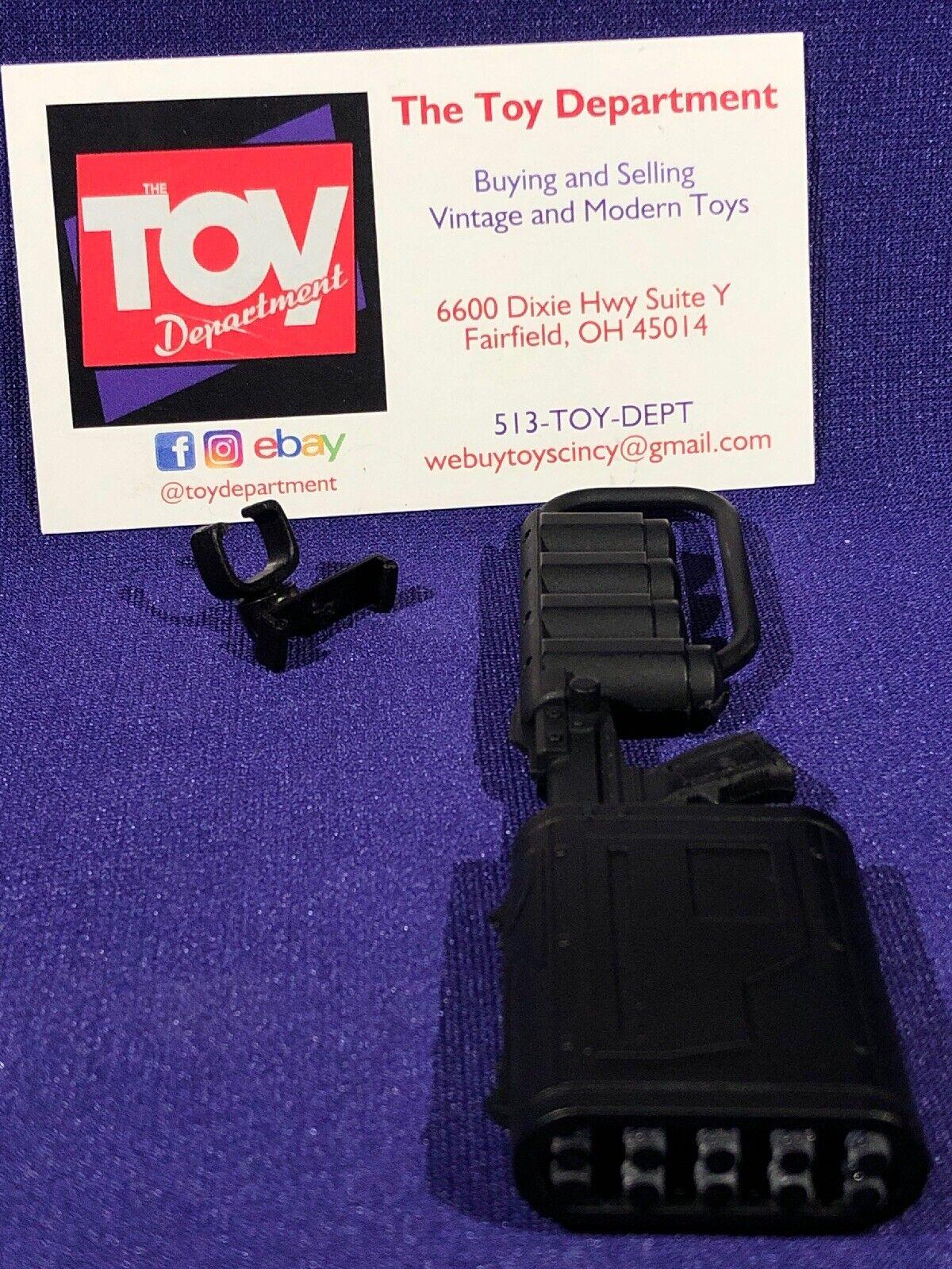 caliente giocattoli DARK KNIGHT RISES DX12 Batuomo 16 scale EMP gun w clip electronic