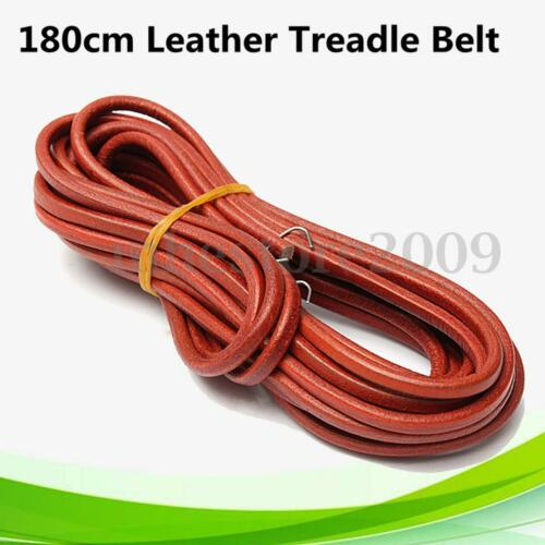 "Hook For Singer Sewing Machine 3//16/'/' Dia 71/"" 180cm Leather Belt Treadle Parts"