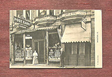 POSTCARD & STATIONARY SHOP STOREFRONT WOOSTER OHIO ADVERTISING ADVERTISEMENT