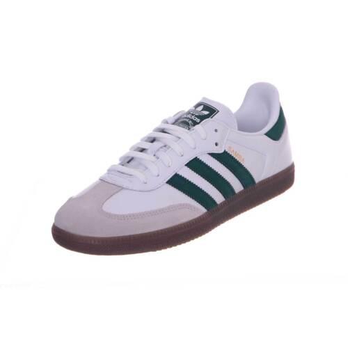 Blanco Adidas Crystal Samba Og Collegiate Calzado Zapatillas Green FIzqwPq