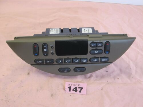Jaguar S-Type 1999 Climate Control   XR8H 18C612 AL AEK  JAG147