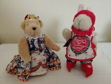 HOPPY VANDERHARE THE QUEEN OF HEARTS AND THE BUNNY KNAVE OUTFIT