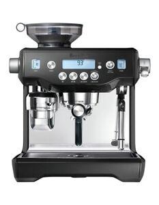 Breville The Oracle Coffee Machine Black Sesame BES980BKS